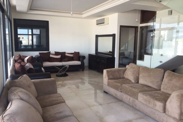 Furnished Duplex Apartment for rent in Achrafieh, Saydeh Street